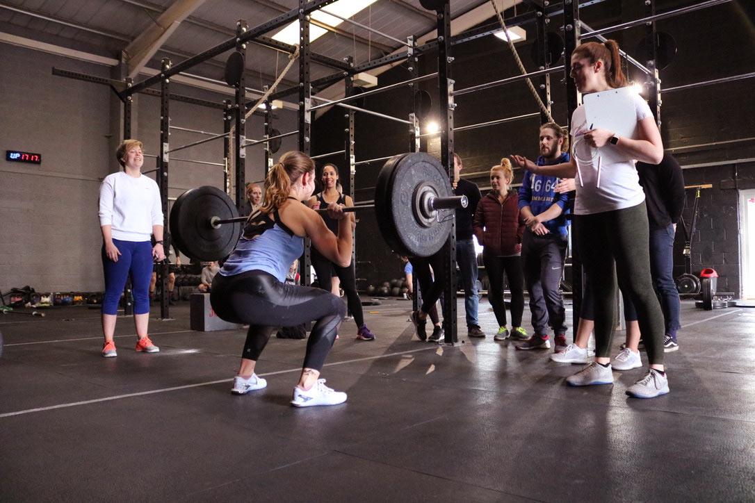 Crossfit Gym York